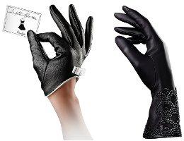Agnelle + Guerlain scented gloves