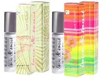 Love + Toast Rollerball Perfumes