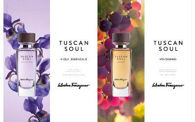 Ferragamo Tuscan Soul Quintessential Collection