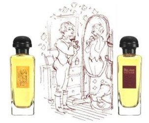 Hermes Bel Ami Vetiver visual