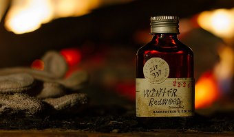 Juniper Ridge Winter Redwood 2014