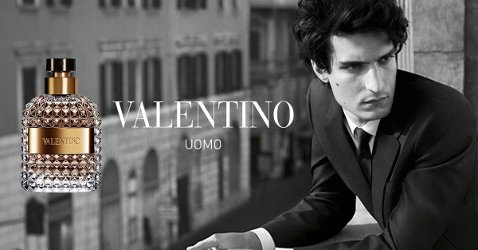 Valentino Uomo advert