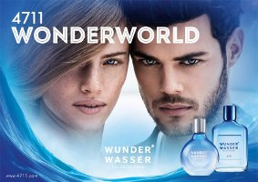 4711 Wunderwasser advert