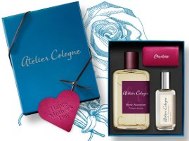 Atelier Cologne personalized leather travel sprays