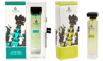 Carthusia Acqua di Carthusia Aloe & Bergamot fragrances