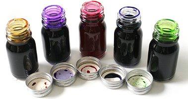Herbin scented inks