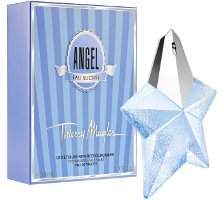 Thierry Mugler Angel Eau Sucrée bottle and box