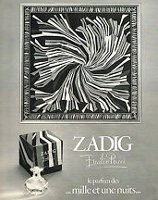 Pucci Zadig perfume advert