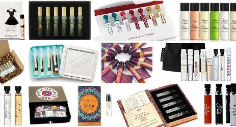 perfume sample sets