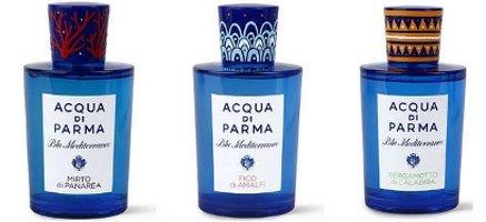 Acqua di Parma Blu Mediterraneo limited editions, 2 of 2