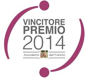 Accademia del Profumo award logo 2014