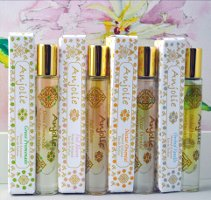 Anjolie Ayurveda Full Bloom, Grove Promenade, Nectar Oriental and Orchid Vanille