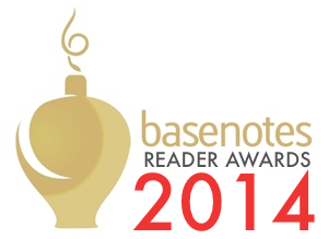 Basenotes awards logo 2014