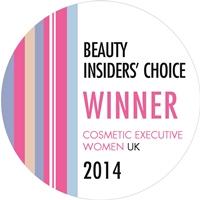 CEW UK Beauty Awards, 2014 logo