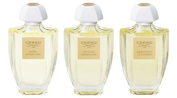 Creed Acqua Originale Asian Green Tea, Vetiver Geranium, Aberdeen Lavander