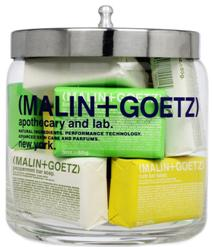 Malin + Goetz soap in a jar