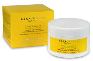 Acca Kappa Green Mandarin Hand & Body Butter
