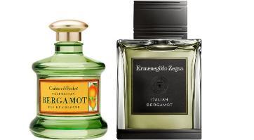 Bergamot fragrances