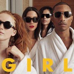 Pharrell Williams Girl album cover