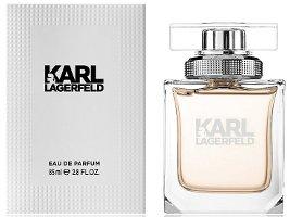 Karl Lagerfeld Eau de Parfum bottle and box