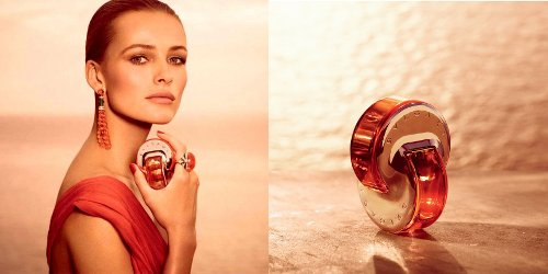 Bvlgari Omnia Indian Garnet advert