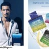 Ferragamo Acqua Essenziale Blu & Antonio Banderas Cocktail Seduction