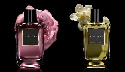 Elie Saab La Collection des Essences Rose and Gardenia