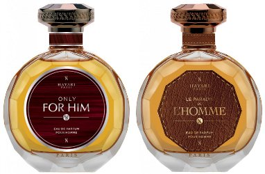 Hayari Paris Only for Him & Le Paradis de L'Homme