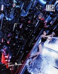 Anna-Maria Cseh for Thierry Mugler Angel
