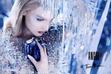 Amy Wesson for Thierry Mugler Angel
