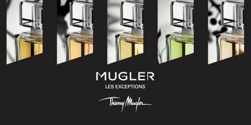 Thierry Mugler Les Exceptions