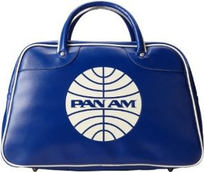 Pan Am carry on bag