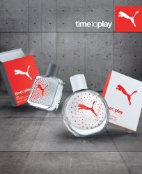 Puma Time to Play fragrances