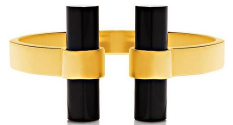 Double T bracelet by Tom Ford