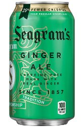 Seagrams Ginger Ale