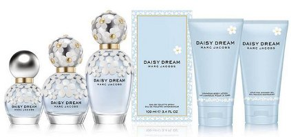 Marc Jacobs Daisy Dream product range