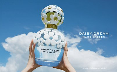 Marc Jacobs Daisy Dream advert