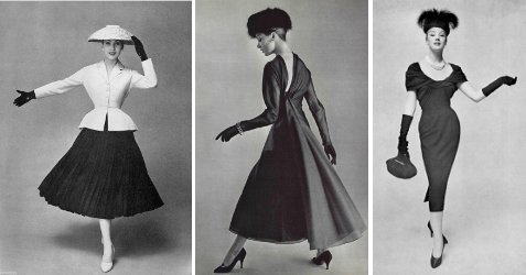 Dior Lanvin Balmain