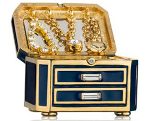 Estee Lauder Precious Jewels Perfume Compact