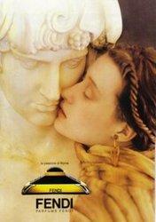 Fendi perfume advert