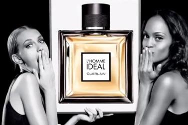 Guerlain L'Homme Ideal advert