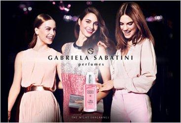 Gabriela Sabatini Miss Gabriela Night