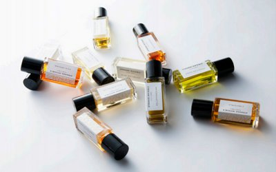 Strange Invisible Perfumes travel sprays