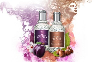 4711 Acqua Colonia Plum & Honey, Hazel & Tonka