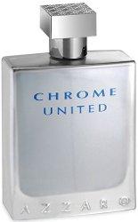 Azzaro Chrome United limited edition