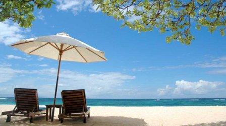 beach, Bali Indonesia
