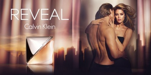 Calvin Klein Reveal fragrance advert
