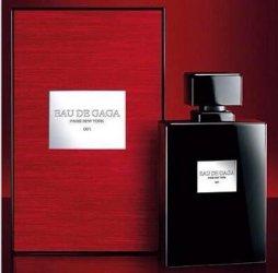 Eau de Gaga, packaging