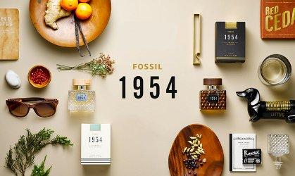 Fossil 1954 fragrances