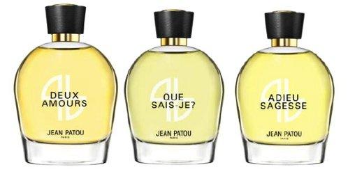 Jean Patou Deux Amours, Que Sais-je? & Adieu Sagesse